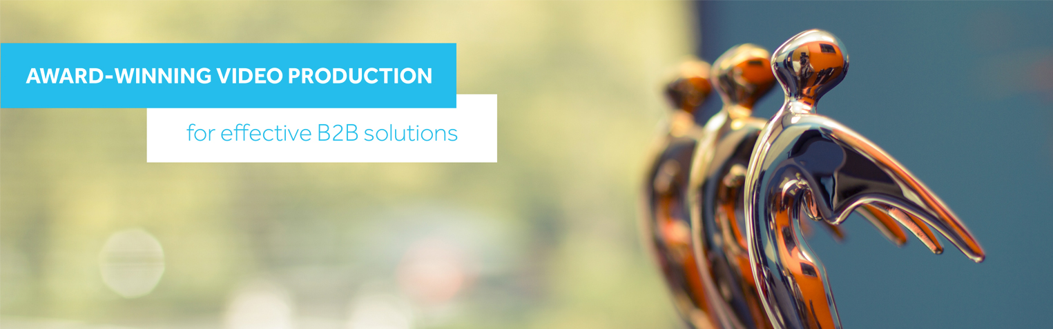 Telly Award-Winning Video Production for Effective B2B Solutions